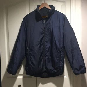 Men's reversible lightweight winter jacket M